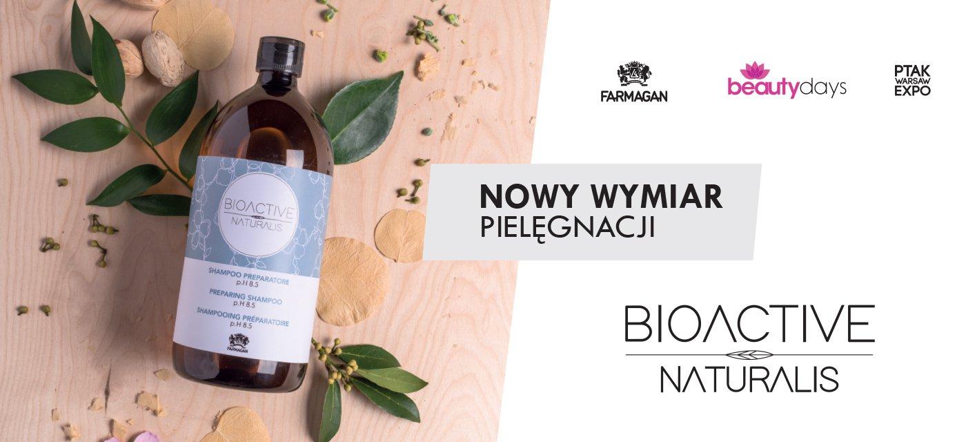 Bioactive Naturalis na Targach Beauty Days – to będzie HIT tej edycji