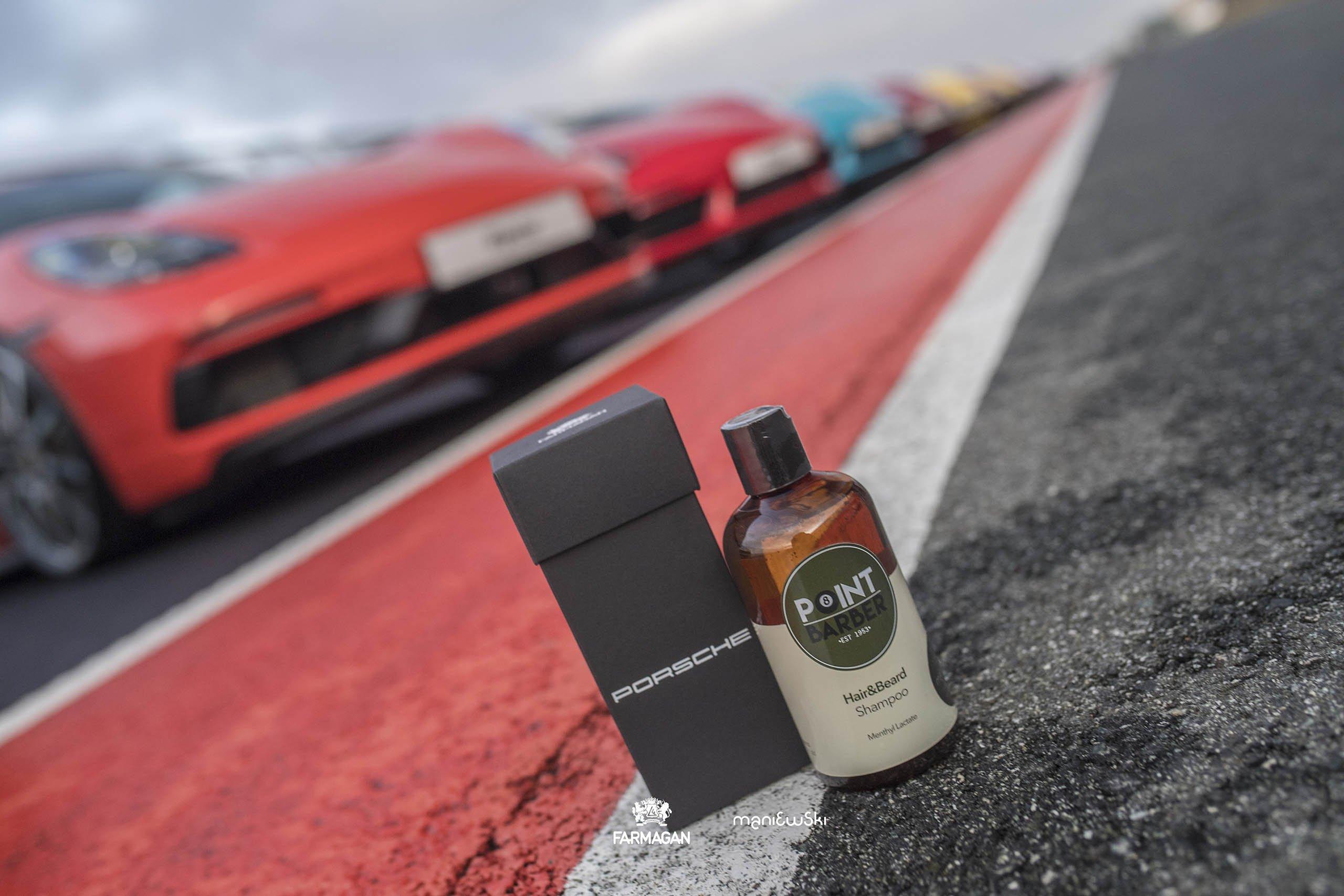 Porsche i FARMAGAN znów łączą siły