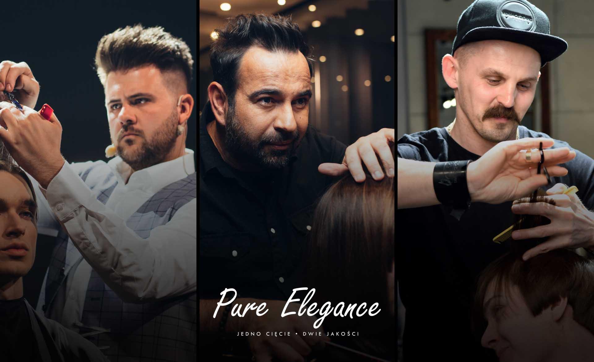 """""""Pure elegance"""" jedno cięcie i dwie jakości podczas Festiwalu Hair Fair w Katowicach"""